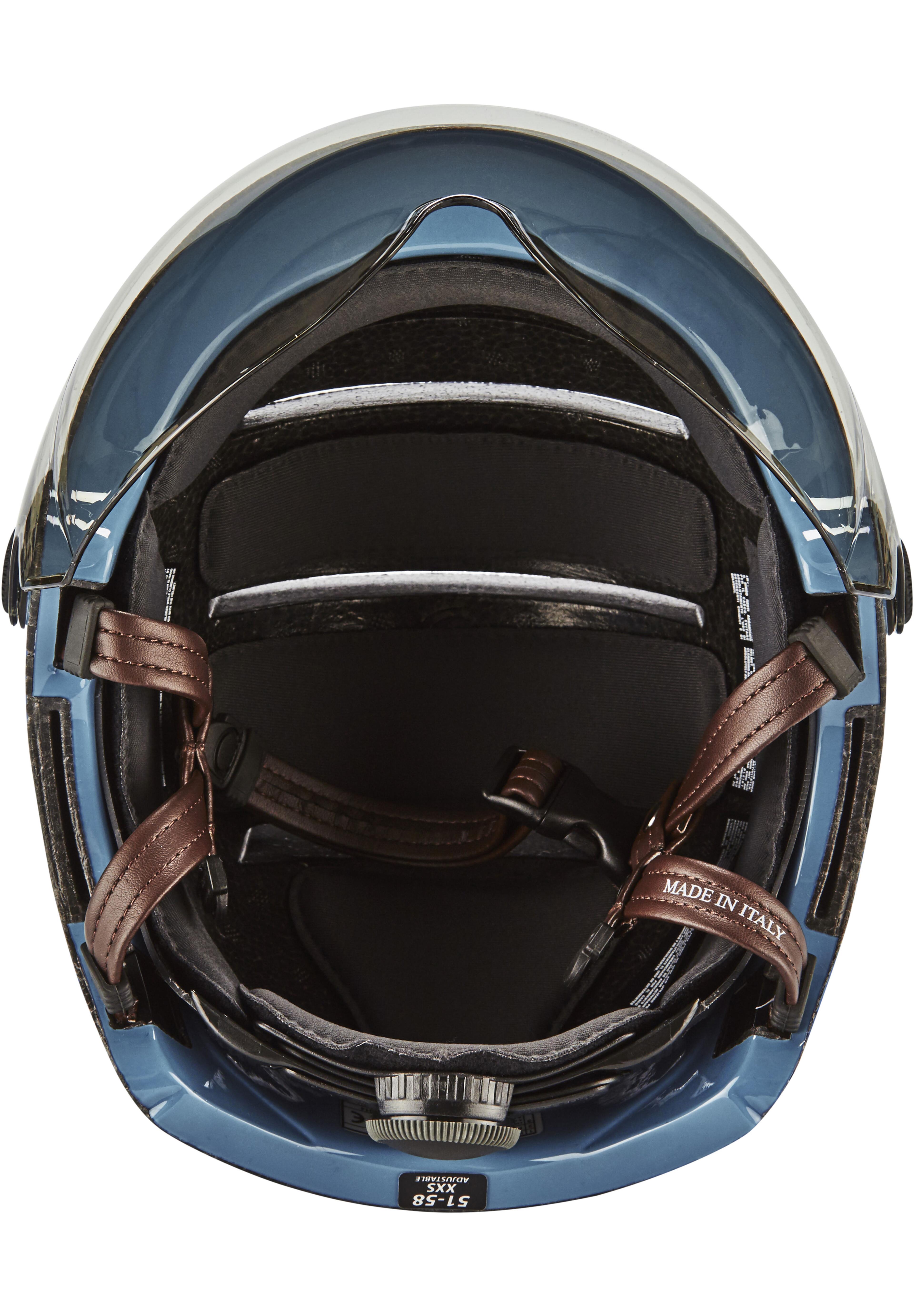 53351b4f6d1 Kask Lifestyle Bike Helmet incl. visor turquoise at Bikester.co.uk